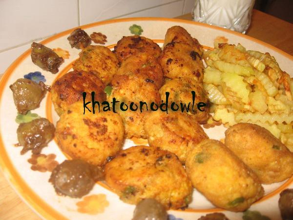 انواع غذا با مرغ - بر سر خوان هنر!